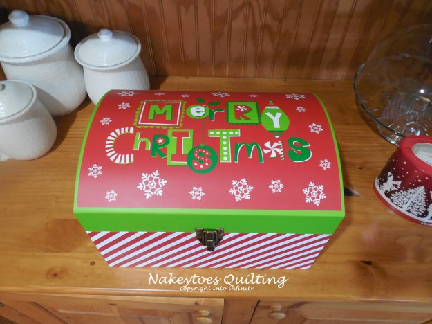 Christmas Chest 1